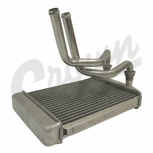( 4720008 ) Aluminum Heater Core, fits 1993-1998 Jeep Grand Cherokee ZJ by Crown Automotive