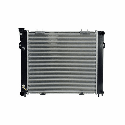 ( 4734103 ) Radiator for 1993-97 Jeep Grand Cherokee ZJ with 4.0L Engine, Automatic Transmission & Cooling Package by Crown Automotive