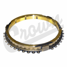( 4741285 ) Blocking Ring Reverse Gear Synchronizer, 2000-2004 Jeep Wrangler, 2000-2001 Cherokee XJ with NV3550 5-Speed Transmission by Crown Automotive