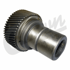 ( 4761068 ) Input Gear for 1993-95 Jeep Grand Cherokee ZJ with Automatic Transmission, NP231 Transfer Case by Crown Automotive