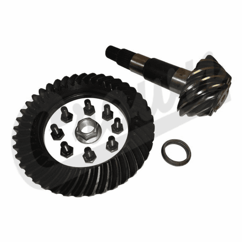 ( 4761678 ) 3.73 Ratio Ring & Pinion Set for 1994-01 Jeep Wrangler YJ & TJ, 1994-00 Cherokee XJ & 1993-98 Grand Cherokee ZJ with Dana 35 Rear Axle by Crown Automotive