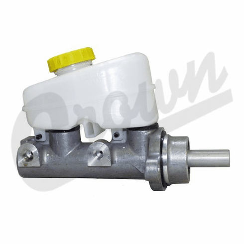 ( 4761941 ) Brake Master Cylinder, 1995-01 Jeep Cherokee XJ, 1995-98 Grand Cherokee ZJ with Power Brakes by Crown Automotive