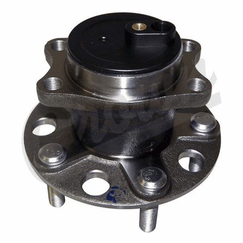 ( 4766719AA ) Rear Hub & Bearing for 2007-14 Jeep Patriot, Compass, Dodge Caliber, Avenger, Chrysler Sebring by Crown Automotive