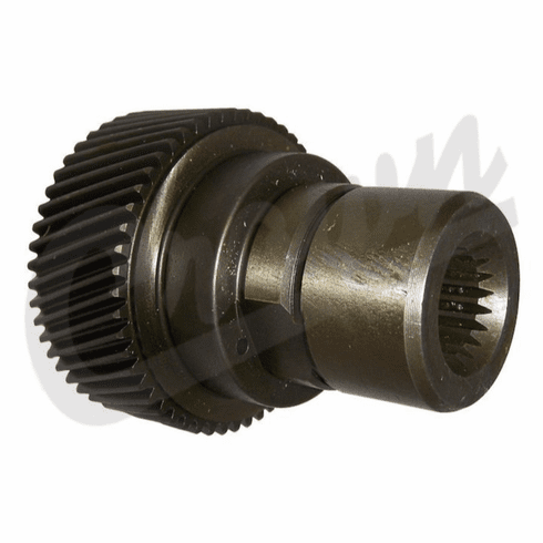 ( 4796956 ) Input Gear for 1997-02 Jeep Wrangler TJ & 1997-00 Cherokee XJ with NP231 Transfer Case by Crown Automotive