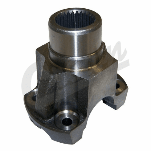 ( 4798120 ) Front Output Yoke, 1997-05 Jeep Wrangler TJ with NP231 Transfer Case by Crown Automotive