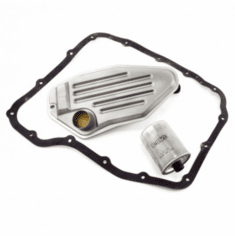 ( 4800029AA )  Automatic Transmission Filter Kit, fits 99-13 Jeep Grand Cherokee WK/WJ, 06-10 Commander XK, 02-07 Liberty KJ, and 07-10 Wrangler by Preferred Vendor