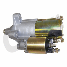 ( 4801269AB ) Starter Motor, 2007-11 Jeep Wrangler JK w/ 3.8L Engine & Manual Transmission by Crown Automotive