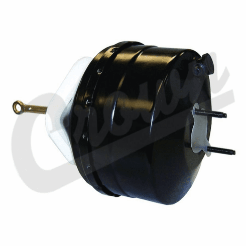 ( 4856672AC ) Power Brake Booster, 1997-01 Jeep Cherokee XJ with Gas Engine by Crown Automotive