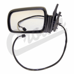 ( 4883023 ) Heated Power Mirror for Driver Side on 1993-95 Jeep Grand Cherokee ZJ Laredo & Sport Models by Crown Automotive