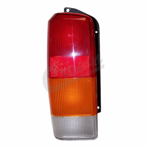 ( 4897399AA ) Driver Side Tail Lamp Assembly, fits 1997-01 Jeep Cherokee XJ by Crown Automotive