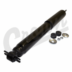 ( 4897567AA ) Front Shock Absorber for 1997-2006 Jeep Wrangler TJ w/ Standard Suspension by Crown Automotive