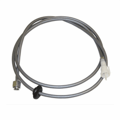 ( 4897801AA ) Speedometer Cable, fits 1991-1993 Jeep Wrangler YJ Without Cruise Control by Crown Automotive