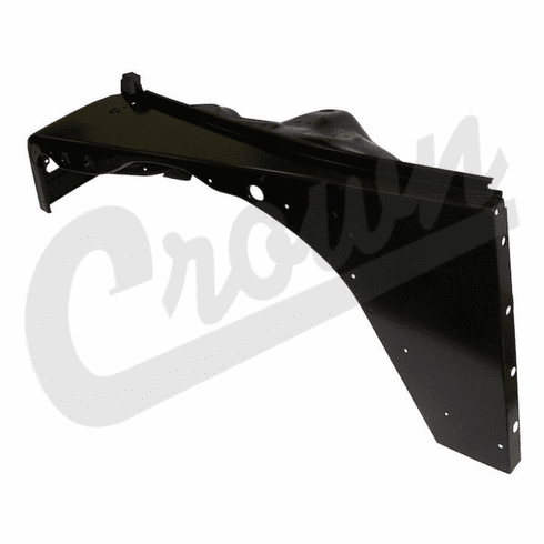 ( 5003951AD ) Front Fender for Driver Side 1997-06 Jeep Wrangler TJ and Unlimited by Crown Automotive