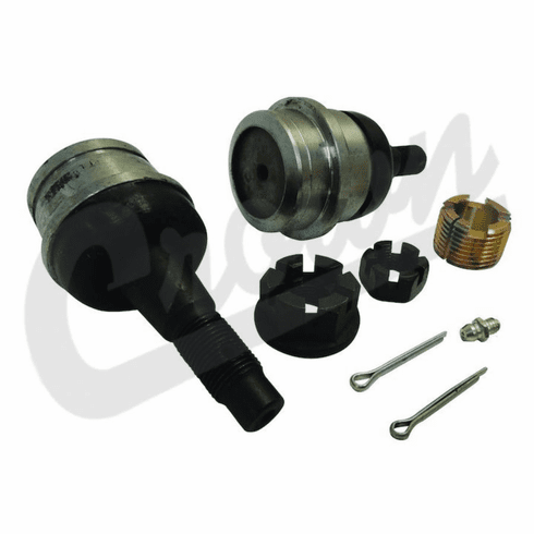 ( 5012432AA ) Ball Joint Kit for 1999-04 Jeep Grand Cherokee WJ with Dana 30 Front Axle by Crown Automotive