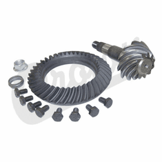 ( 5012828AC ) 3.55 Ratio Ring & Pinion Set for 2000-06 Jeep Wrangler TJ, 2000-01 Cherokee XJ and 1999-04 Grand Cherokee WJ with Dana 35 Rear Axle by Crown Automotive