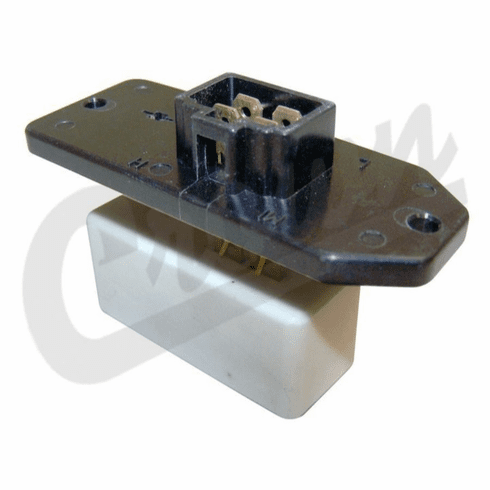 ( 5014212AA ) Blower Motor Resistor for 2000-04 Jeep Grand Cherokee WJ by Crown Automotive