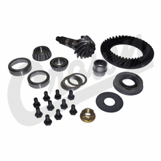 ( 5073246AA ) Ring & Pinion Kit, 3.73 Ratio for 2000-06 Jeep Wrangler TJ with Dana 30 Front Axle by Crown Automotive