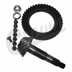 ( 5086639AA ) 3.73 Ratio Ring & Pinion Set for 2002-06 Jeep Wrangler TJ with Dana 35 Rear Axle by Crown Automotive