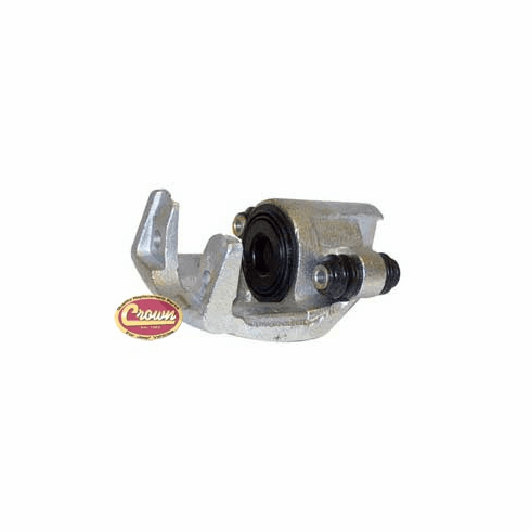 ( 5093542AA ) Right Side Rear Brake Caliper Assembly for 2003-06 Jeep Wrangler TJ & Unlimited with Rear Disc Brakes by Crown Automotive