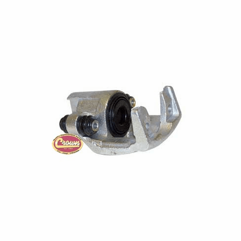 ( 5093543AA )  Left Rear Brake Caliper Assembly Jeep Wrangler 2003-2006 With Rear Disc Brakes, Without Pads by Preferred Vendor