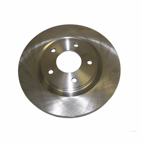 ( 5105514AA ) Front Brake Rotor for 2007-18 Jeep Compass and Patriot MK by Crown Automotive