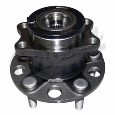 ( 5105770AD ) Rear Hub and Bearing for 2007-18 Jeep Compass and Patriot MK w/ All Wheel Drive by Crown Automotive
