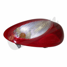( 5116223AB ) Driver Side Tail Light for 2006-09 Chrysler PT Cruiser by Crown Automotive