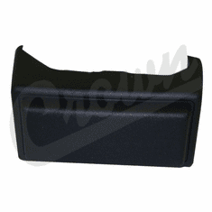 ( 52000463 ) Drivers Side Front Bumper Guard for 1984-96 Jeep Cherokee XJ by Crown Automotive