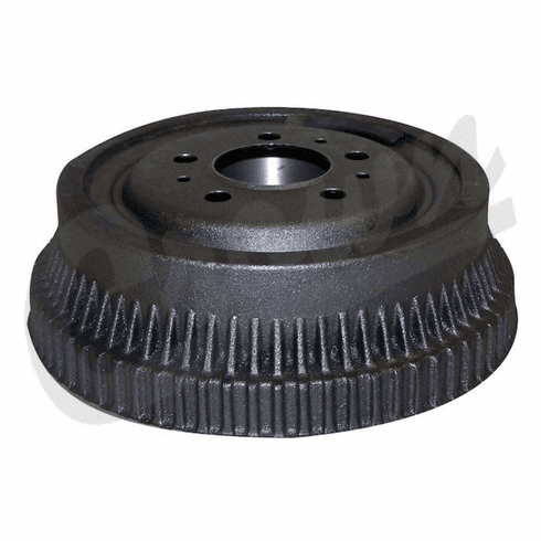 ( 52001151 ) Rear Brake Drum, 1984-89 Jeep Wrangler YJ and Cherokee XJ with 10 x 1-3/4 Brakes by Crown Automotive