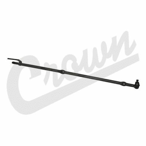 ( 52002540 ) Right Side Long Tie Rod End, 1987-1990 Jeep Wrangler YJ by Crown Automotive