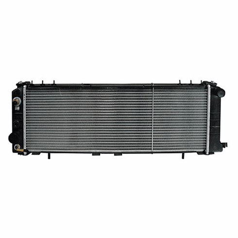 ( 52003933 ) Radiator for 1987-90 Jeep Cherokee XJ with 4.0L 6 Cylinder Engine, Automatic Transmission & Cooling Package by Crown Automotive