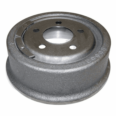 """( 52005350 ) Rear Brake Drum, 1990-06 Jeep Wrangler YJ, TJ and Cherokee XJ with 9"""" x 2-1/2"""" Drums by Crown Automotive"""