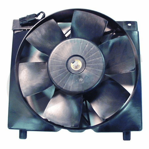 ( 52005748 ) Radiator Electric Fan Assembly for 1987-96 Jeep Cherokee XJ by Crown Automotive