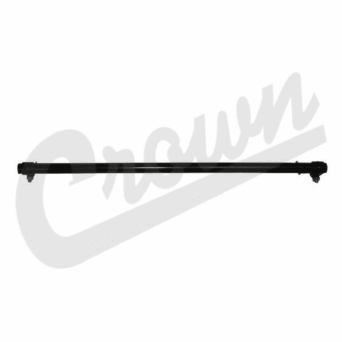 """( 52006608 ) Steering Tube, 1991-1995 Jeep Wrangler YJ, 24.11"""" Long, Pitman Arm to Tie Rod by Crown Automotive"""
