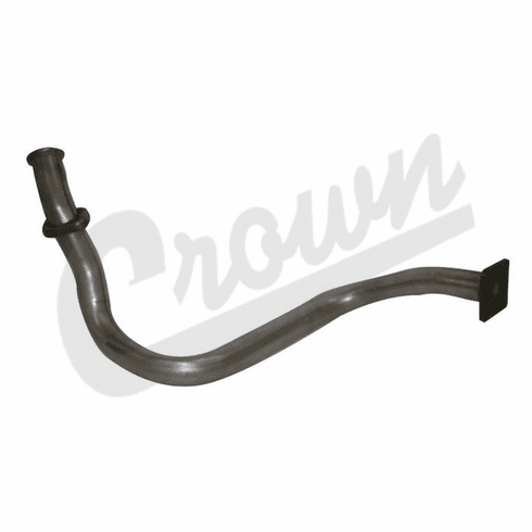 ( 52007397 ) Exhaust Front Pipe for 1987-92 Jeep Wrangler YJ with 2.5L Engine by Crown Automotive