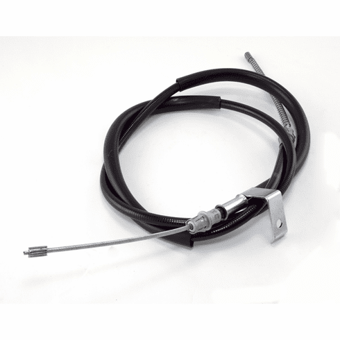 ( 52007522 ) Passenger Side Rear Emergency Brake Cable for 1991-95 Jeep Wrangler YJ by Crown Automotive