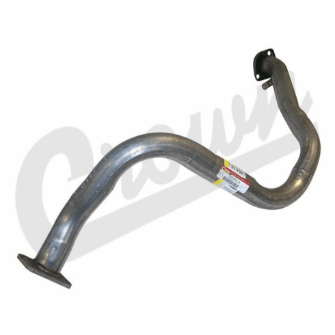 ( 52040278 ) Exhaust Front Pipe for 1987-90 Jeep Wrangler YJ with 4.2L Engine by Crown Automotive