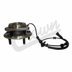 ( 52060398AC ) Hub and Bearing, fits 2007-10 Jeep Wrangler JK & Wrangler Unlimited JK by Crown Automotive