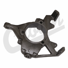 ( 52067577 ) Left Side Steering Knuckle, 1990-2006 Jeep Wrangler, 1990-01 Cherokee XJ & 1993-98 Grand Cherokee by Crown Automotive