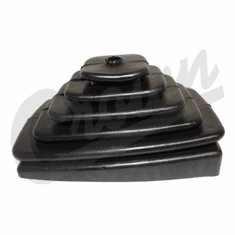 ( 52078558 ) Shift Boot for 1997-04 Jeep Wrangler TJ with Manual Transmission by Crown Automotive
