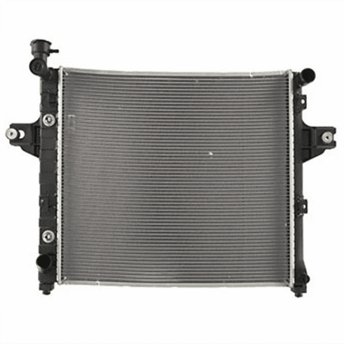 ( 52079425AC ) Radiator for 1999-00 Jeep Grand Cherokee WJ with 4.7L Engine by Crown Automotive