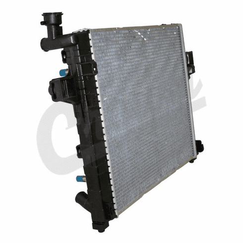 ( 52079883AB ) Radiator for 2001-04 Jeep Grand Cherokee WJ with 4.7L Engine by Crown Automotive