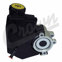 ( 52087871 ) Power Steering Pump for 1997-2006 Jeep Wrangler TJ, 1996-2001 Cherokee XJ with 4.0L Engine by Crown Automotive