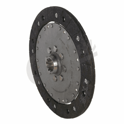 ( 52104026 ) Clutch Disc, 2002-06 Jeep Wrangler, Liberty with 2.4L Engine by Crown Automotive