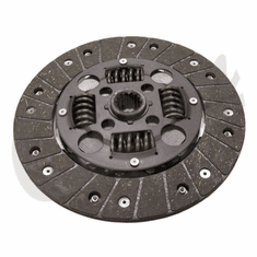 ( 52107571 ) Clutch Disc, 1997-2002 Jeep Wrangler, Jeep Cherokee with 2.5L Engine by Crown Automotive