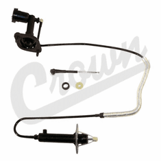 ( 52107652AM ) Clutch Slave Cylinder and Hose Kit for 2005-06 Jeep Wrangler TJ and Unlimited by Crown Automotive
