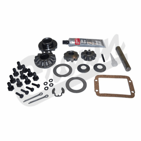 ( 5252591 ) Spider Gear Kit (Dana 30), With Standard Differential, 1992-2001 Cherokee, 1993-1998 Cherokee, 1997-2006 Wrangler, 2002-2009 Liberty (Dana Super 30) by Crown Automotive