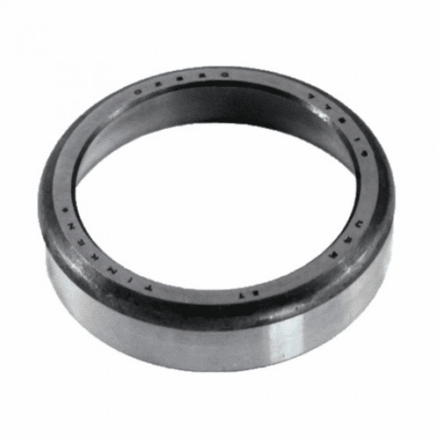 ( 52573 ) Inner Front Wheel Bearing Cup, Fits 1946-1955 2WD Willys Jeepster, Station Wagon by Preferred Vendor