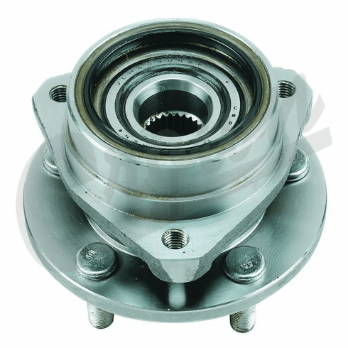 ( 53000228 ) Front Hub Assembly for 1984-89 Jeep Cherokee XJ, 1987-89 Wrangler YJ by Crown Automotive