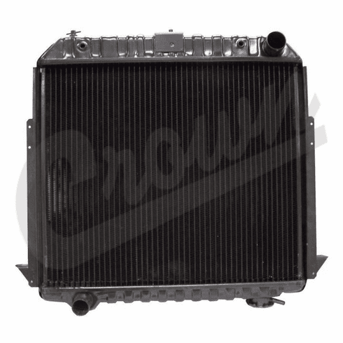 ( 53000521 ) Radiator for 1984-86 Jeep Cherokee XJ w/ 2.8L Engine & 1984-97 Cherokee XJ w/ 2.5L by Crown Automotive